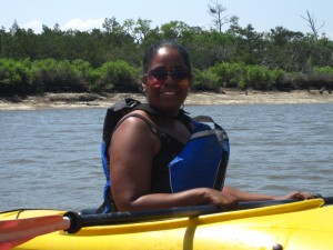 talking with tami kayaks!